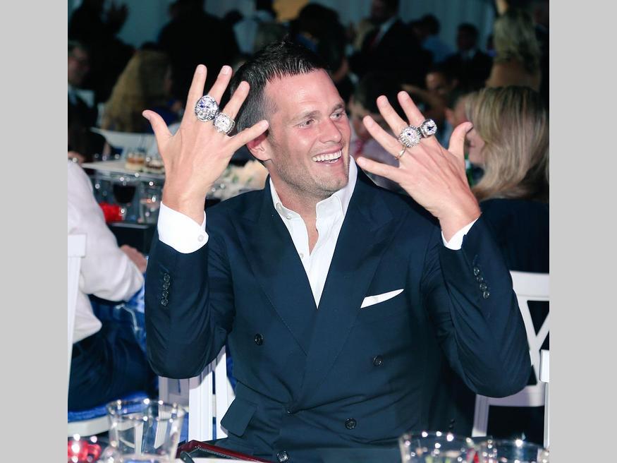 The Brady Bunch