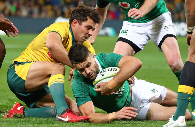 Preview: Wallabies vs Ireland (3rd Test)