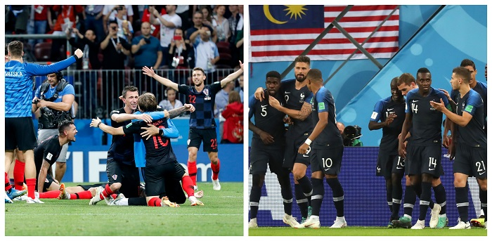 World Cup final preview: France vs Croatia