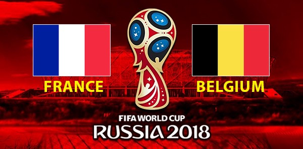 France vs Belgium prediction and match odds