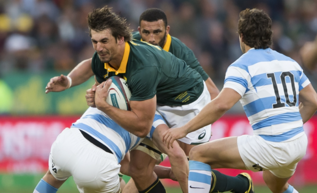 Preview: Springboks vs Argentina