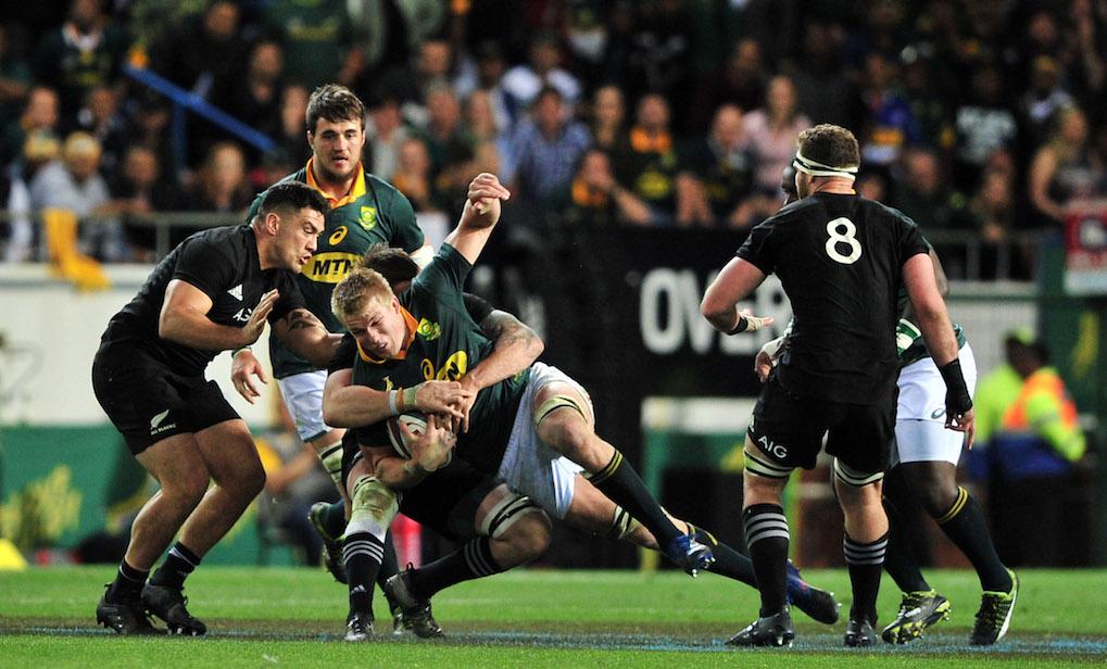 Preview: All Blacks vs Springboks