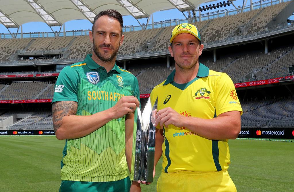 Preview: Australia vs SA (1st ODI)