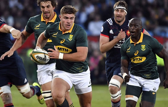 Back Boks to beat France by four-plus points