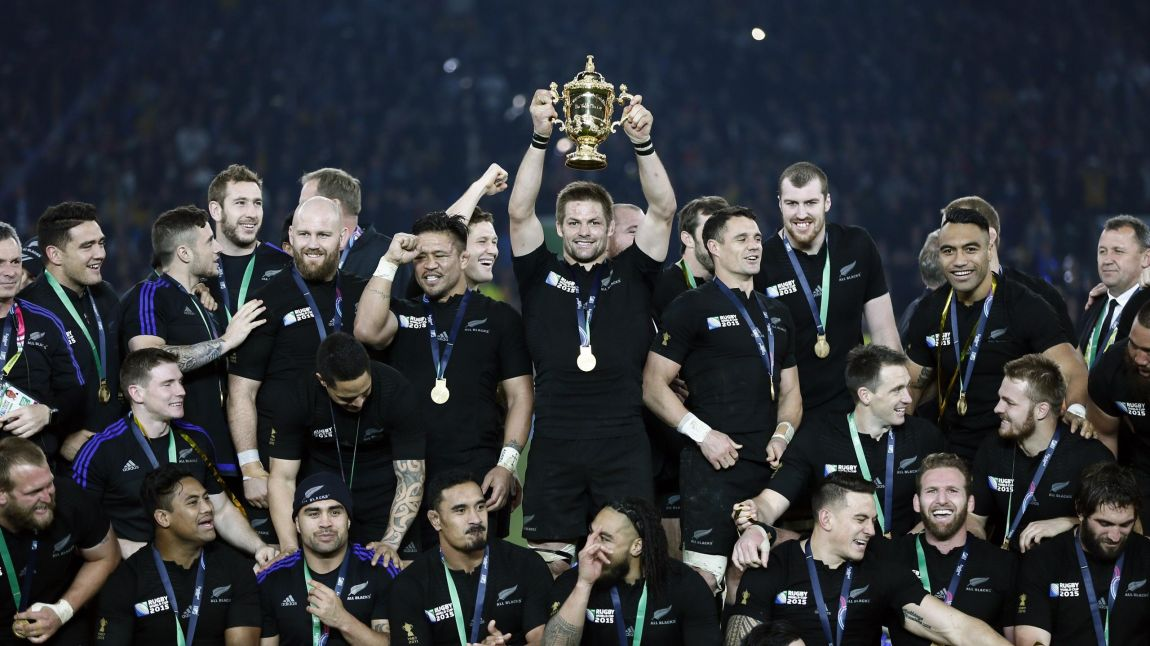 Listen: All Blacks still RWC favourites