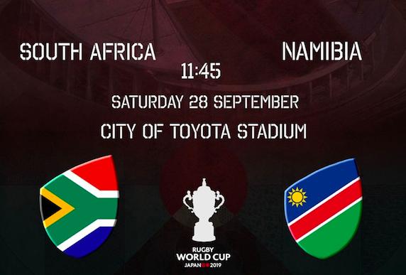 Boks vs Namibia: Predict and WIN!