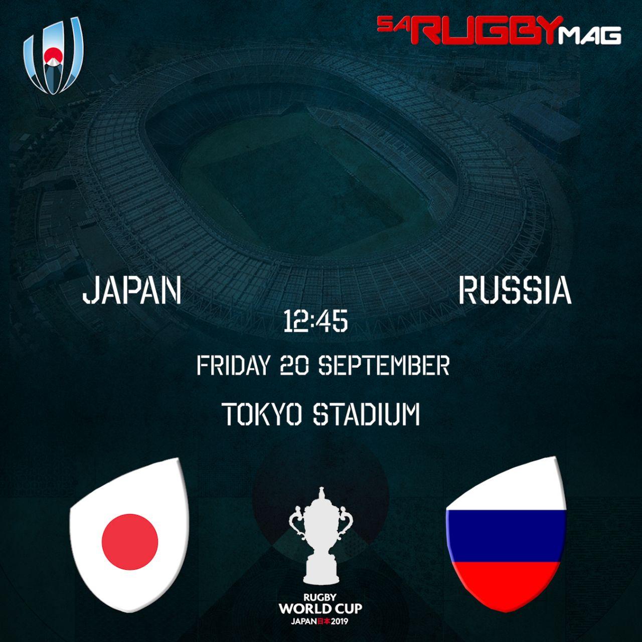 Japan vs Russia: Predict and Win!