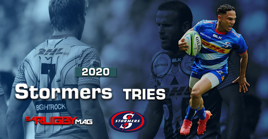 2020 Super Rugby Tries – Stormers