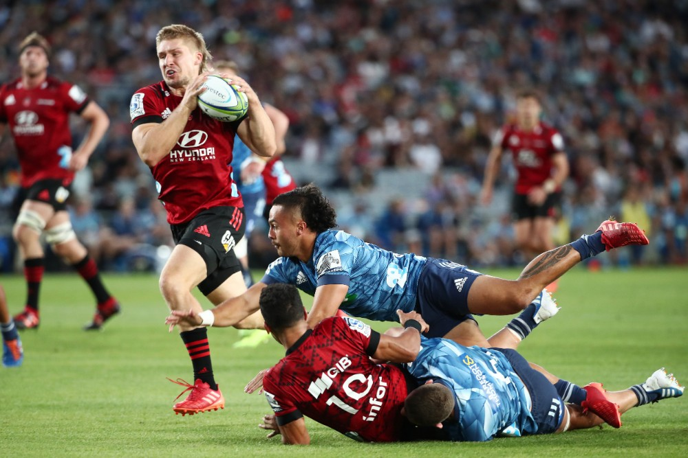 Crusaders vs Blues: Statistical breakdown