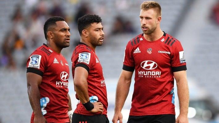 Super Rugby Aotearoa teams: Round 5