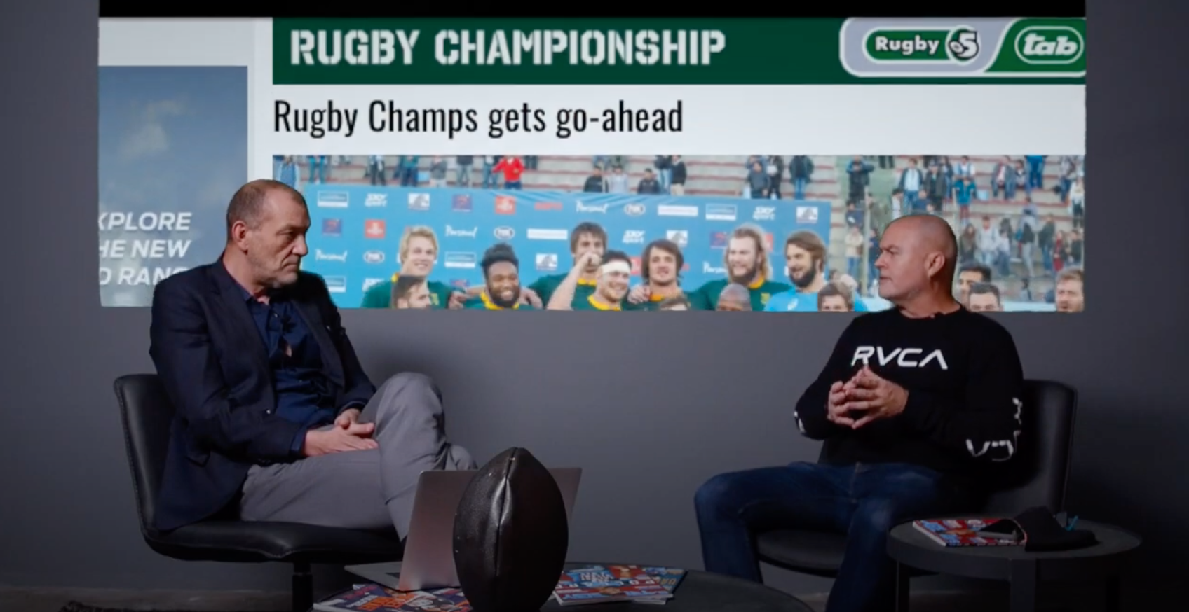 MoneyMan Show: South African rugby healthy and strong