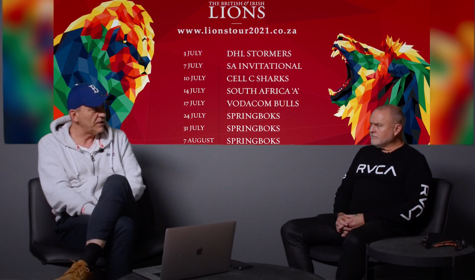 Money Man Show: British and Irish Lions will be a huge occasion!