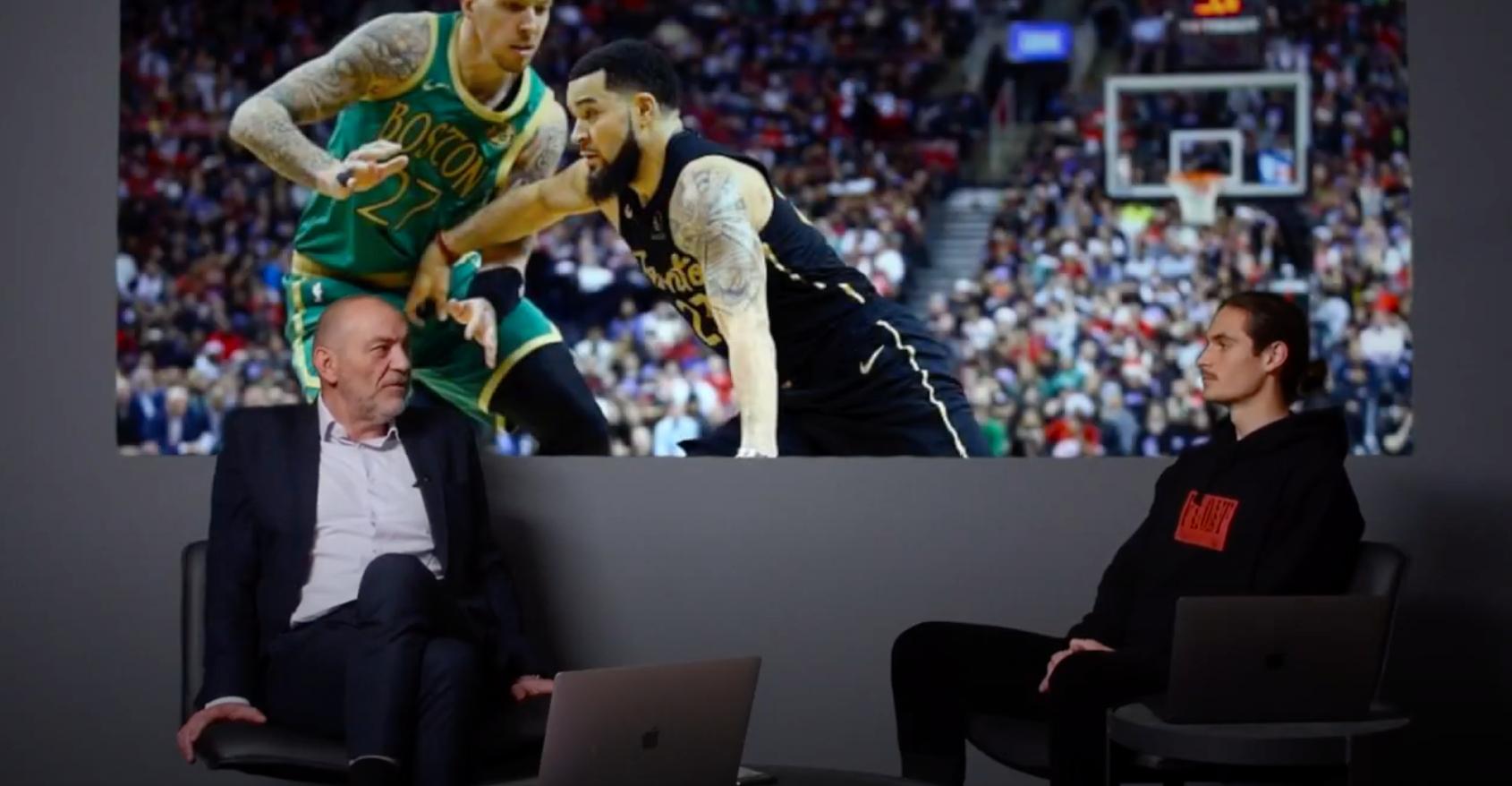 Boston Celtics v Toronto Raptors, if it happens...