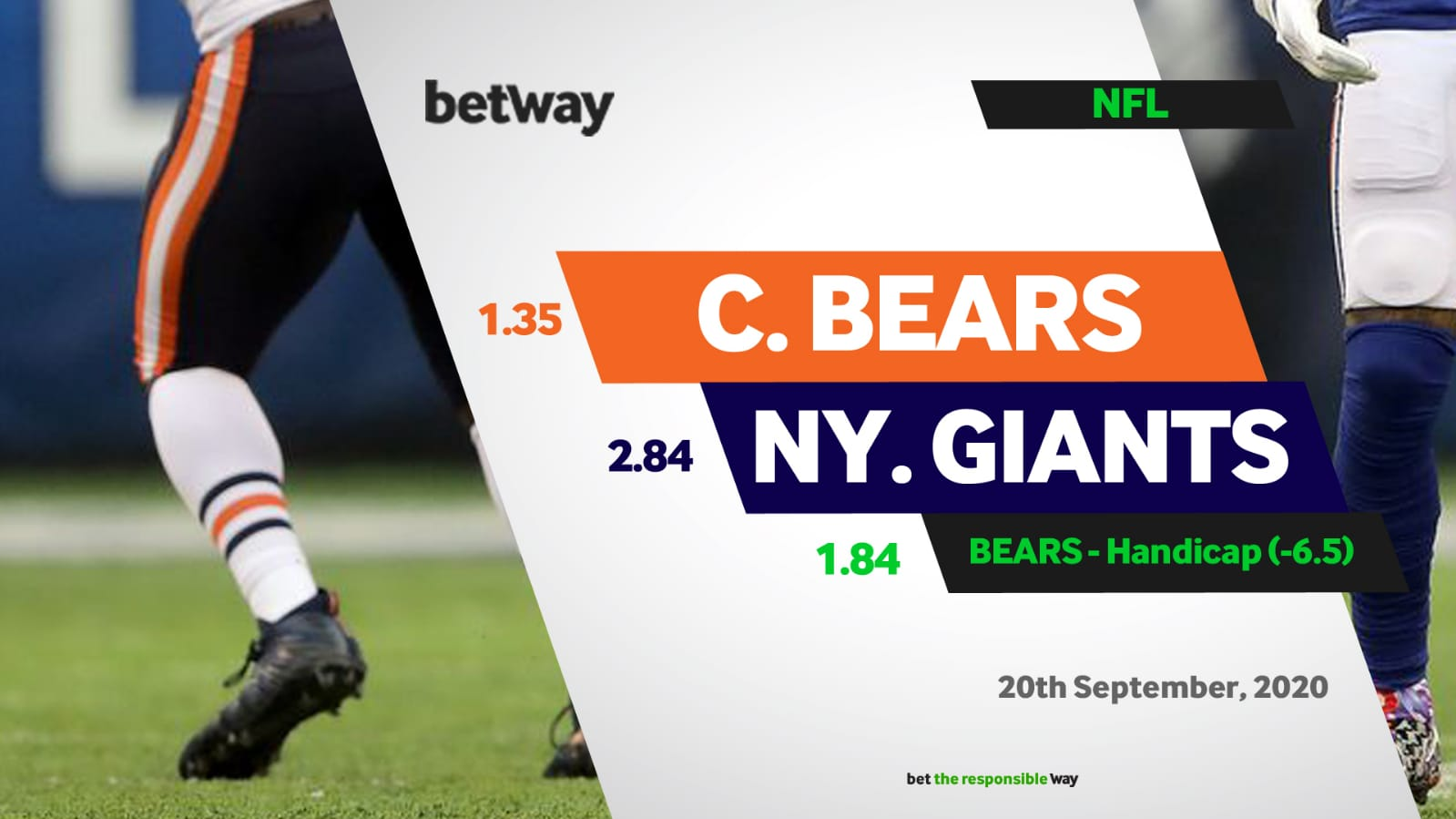 NFL preview: Back Bears in a low scoring game