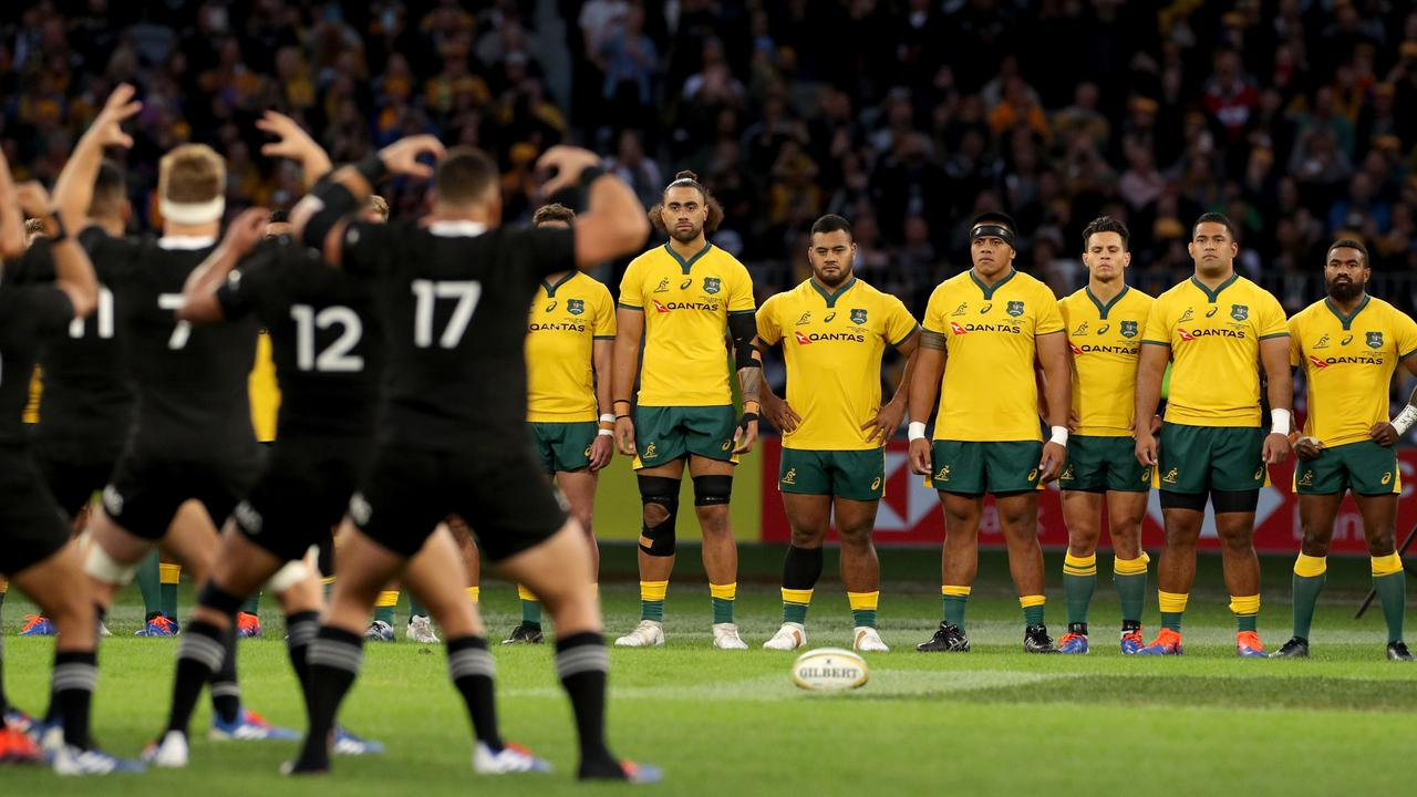 Australia won't take the beating that the rugby public expects