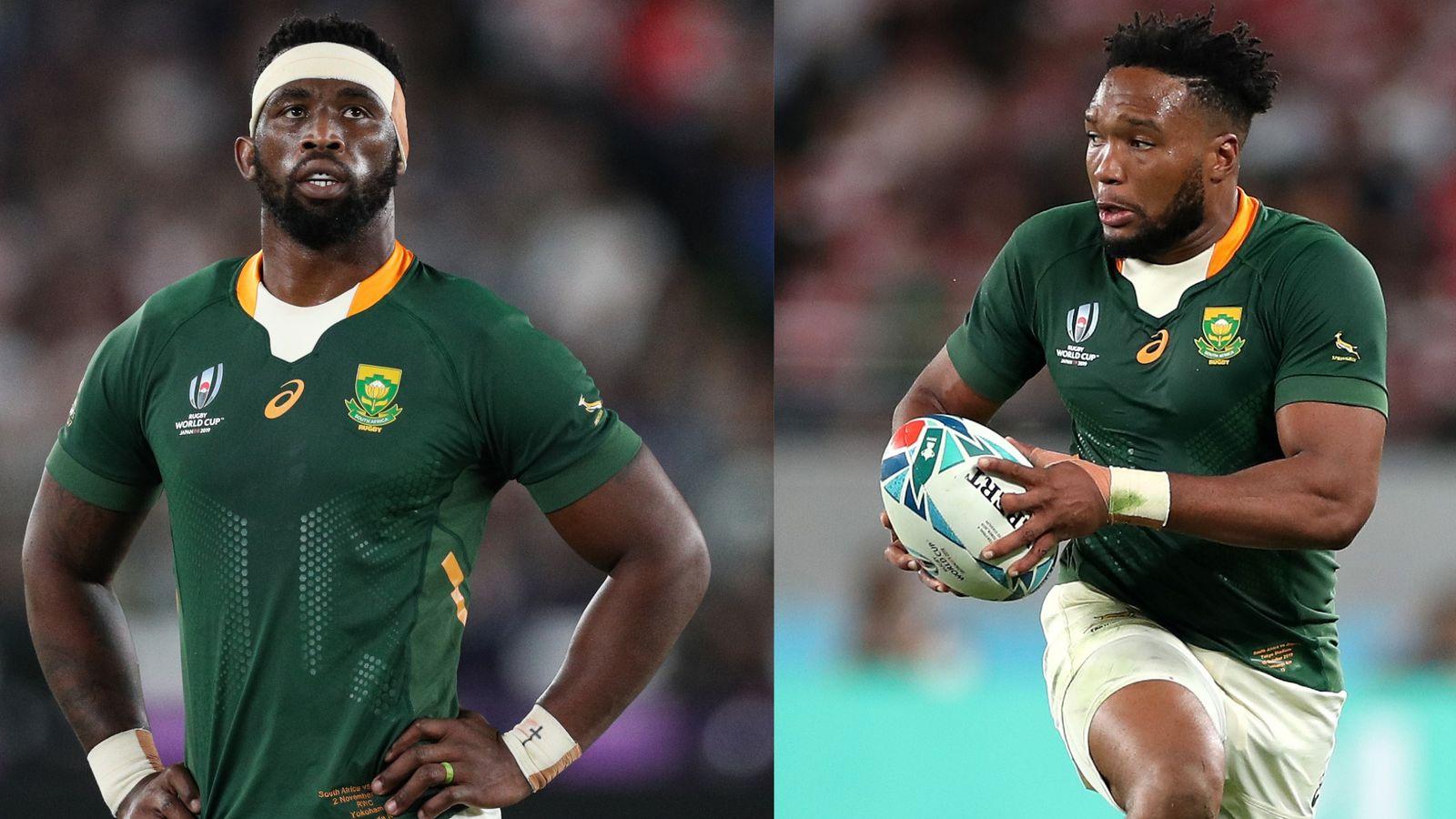 Springbok Showdown: A high-scoring rugby celebration