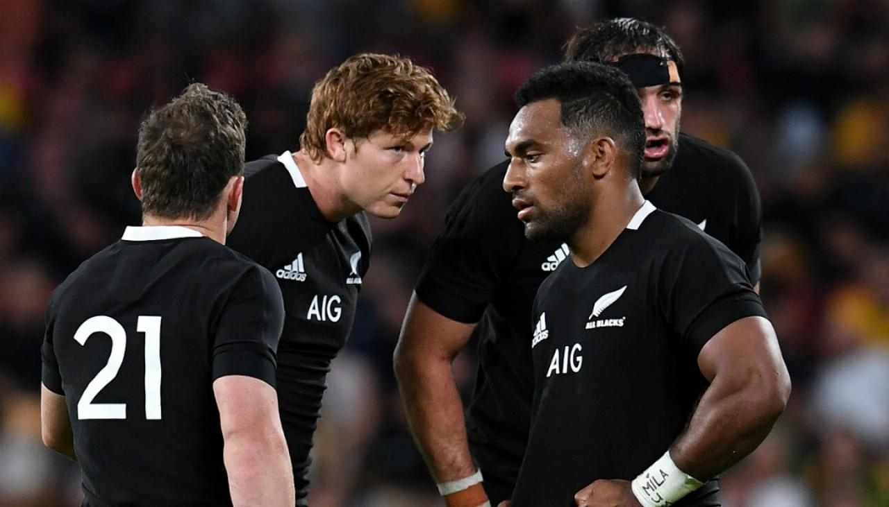 Current All Blacks not World Beaters