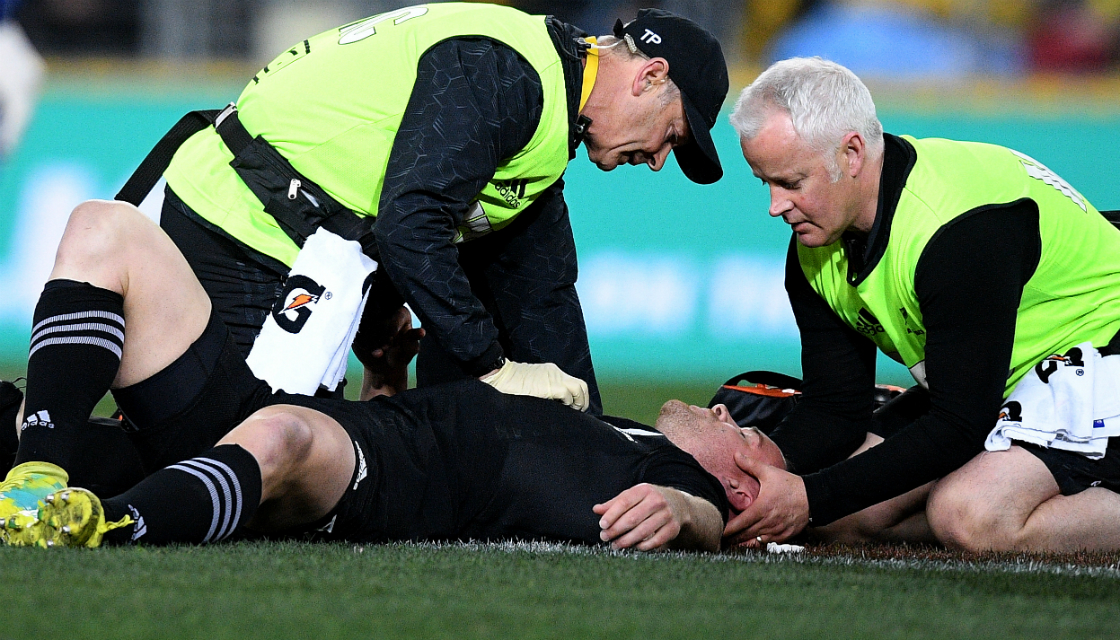 Concussion is a known evil in rugby's age of collisions
