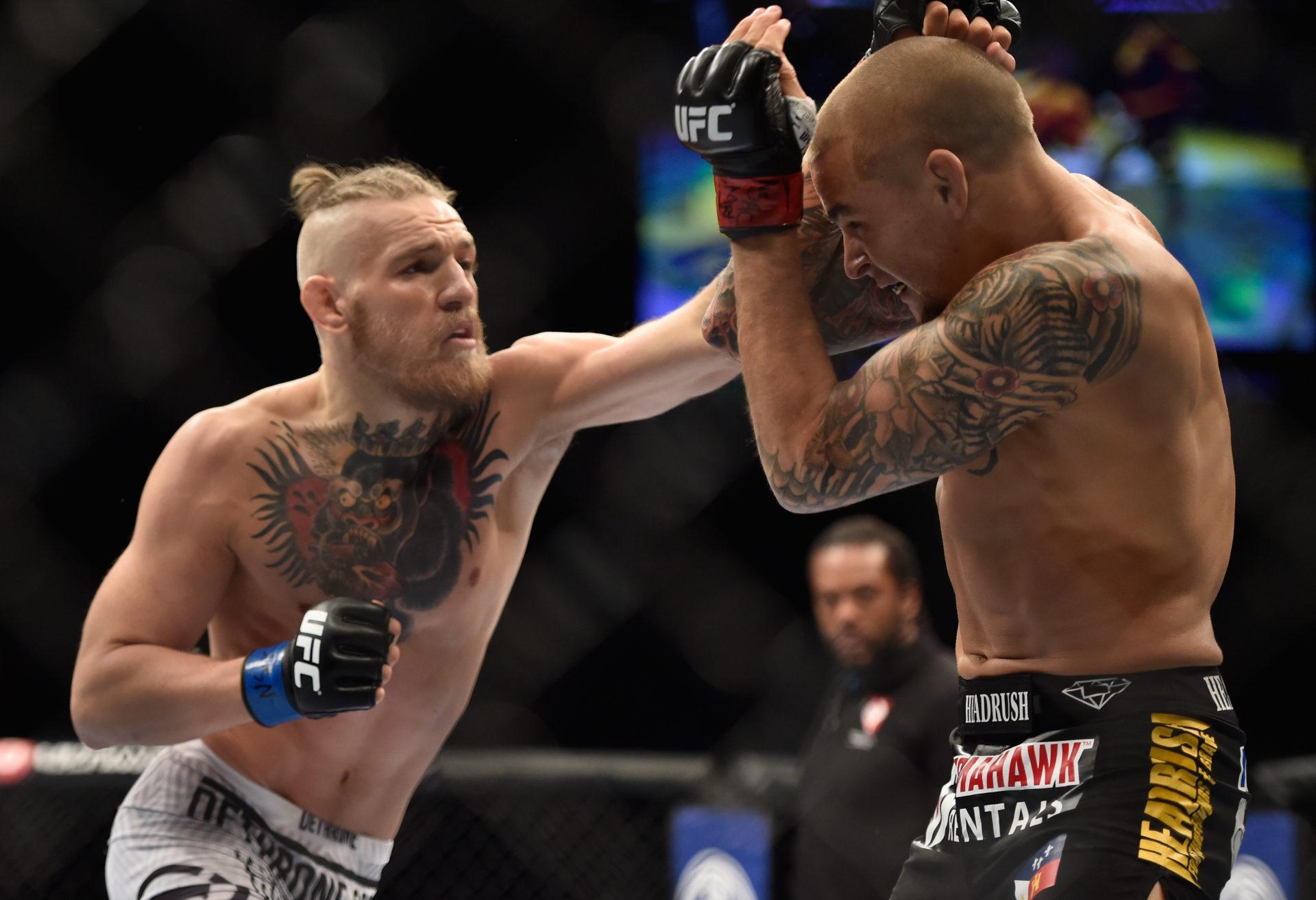 Preview: McGregor/Poirier fight won't go the distance