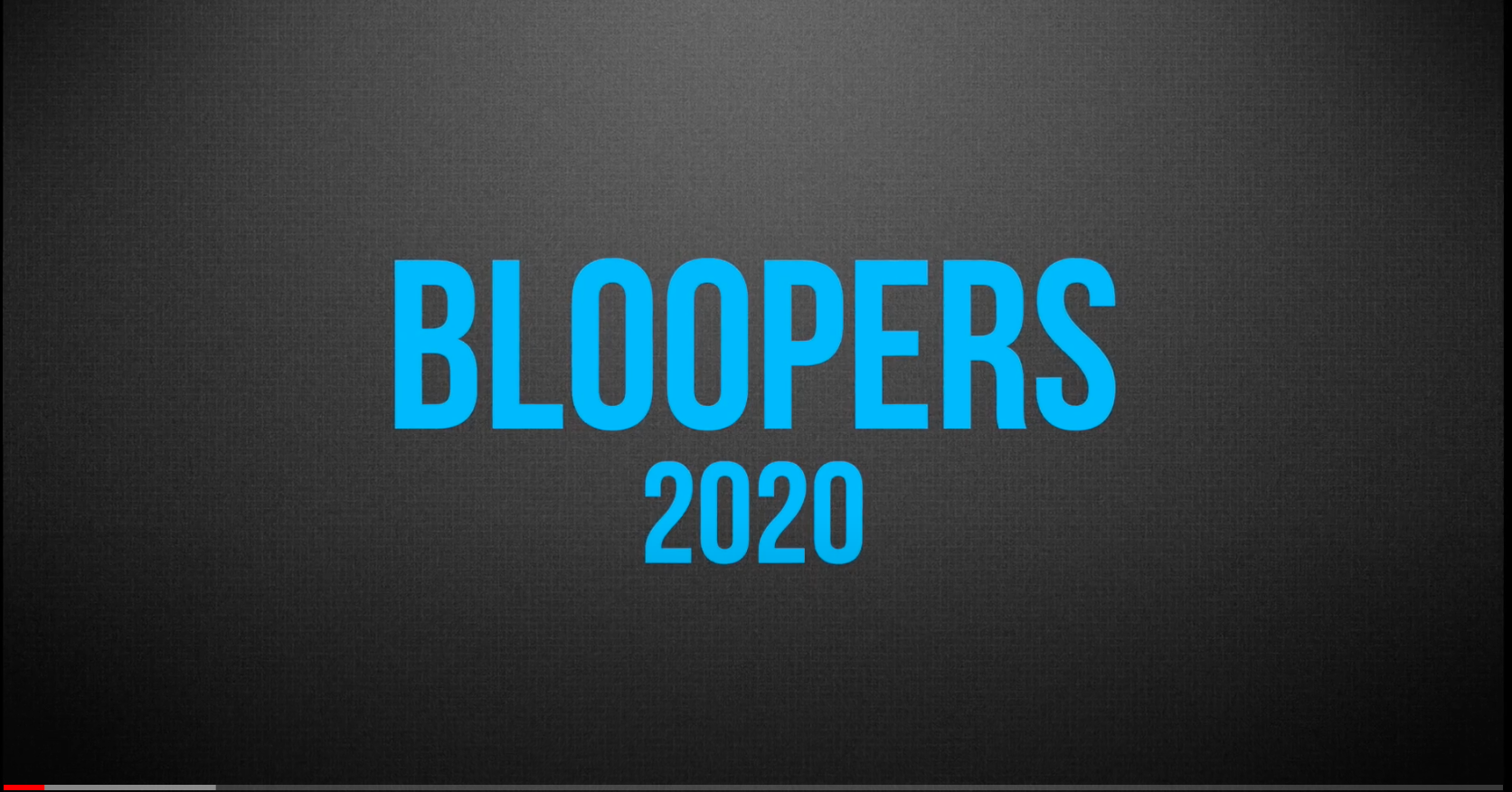Money Man Bloopers 2020