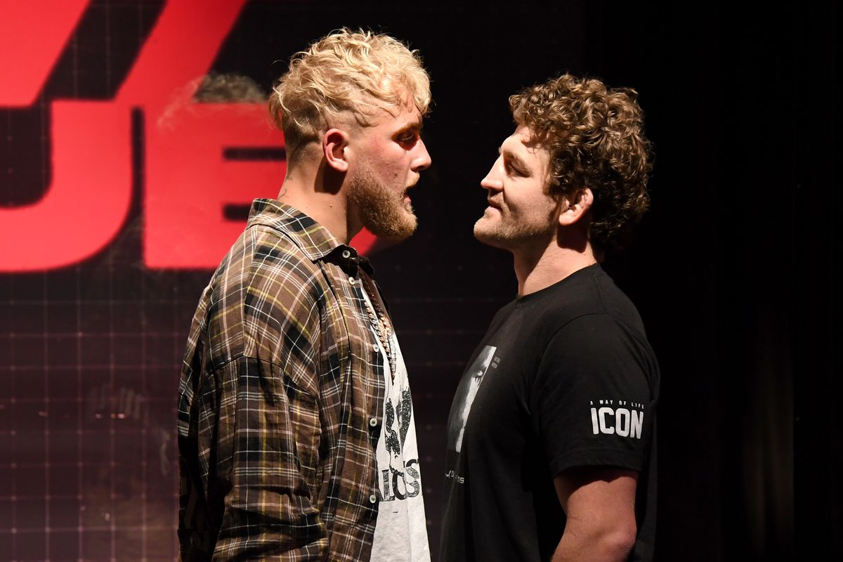 Ben Askren to bury the joke that is Jake Paul
