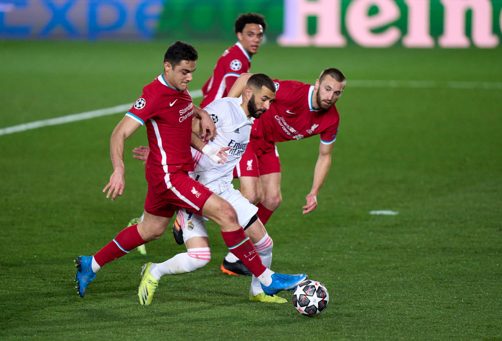 Liverpool v Real Madrid: Second leg preview