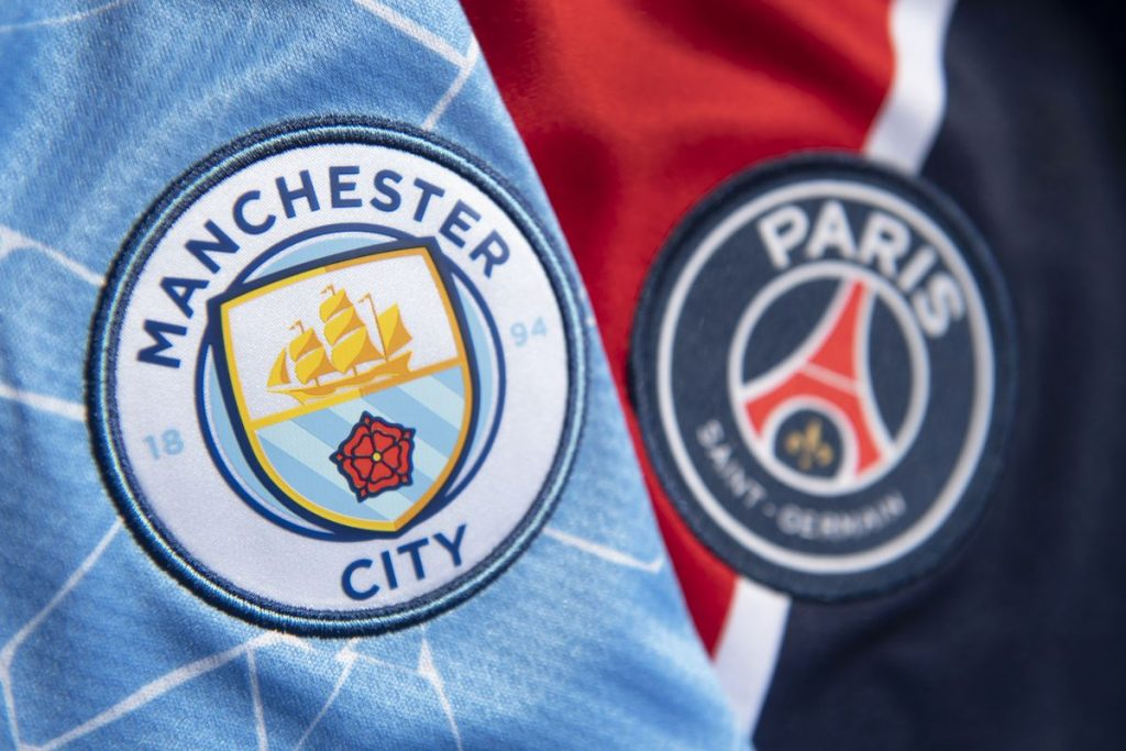 Expect goals in Paris as Man City meet PSG