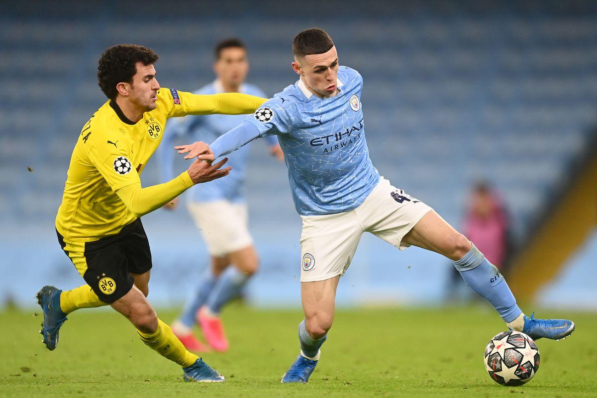 Man City v Dortmund: Second leg preview
