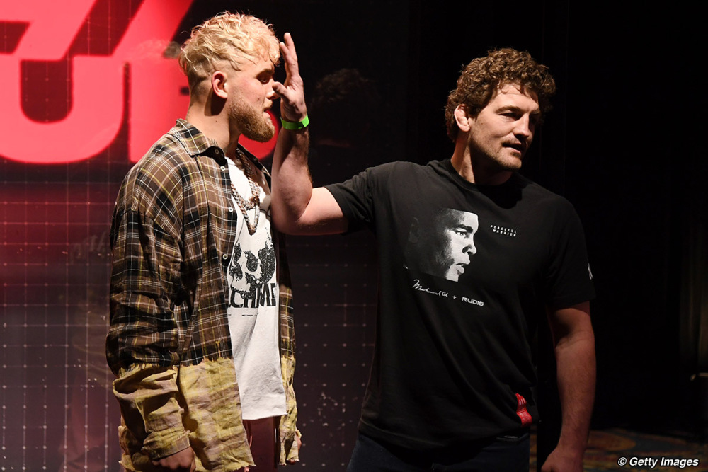 Bet on Askren to give Paul a beating