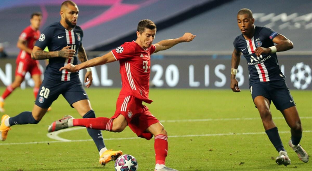 Back Bayern to beat PSG again
