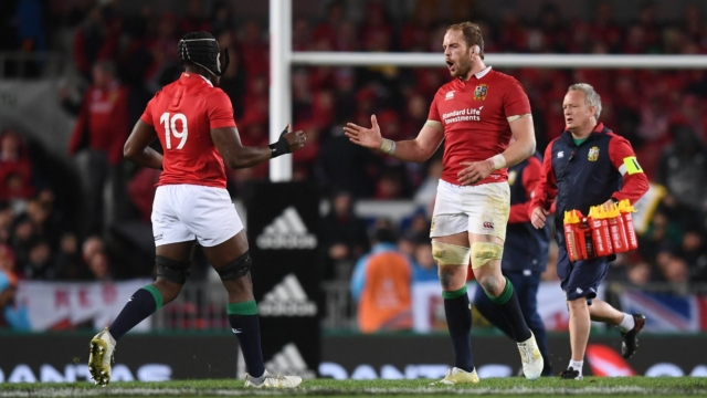British & Irish Lions touring squad announced