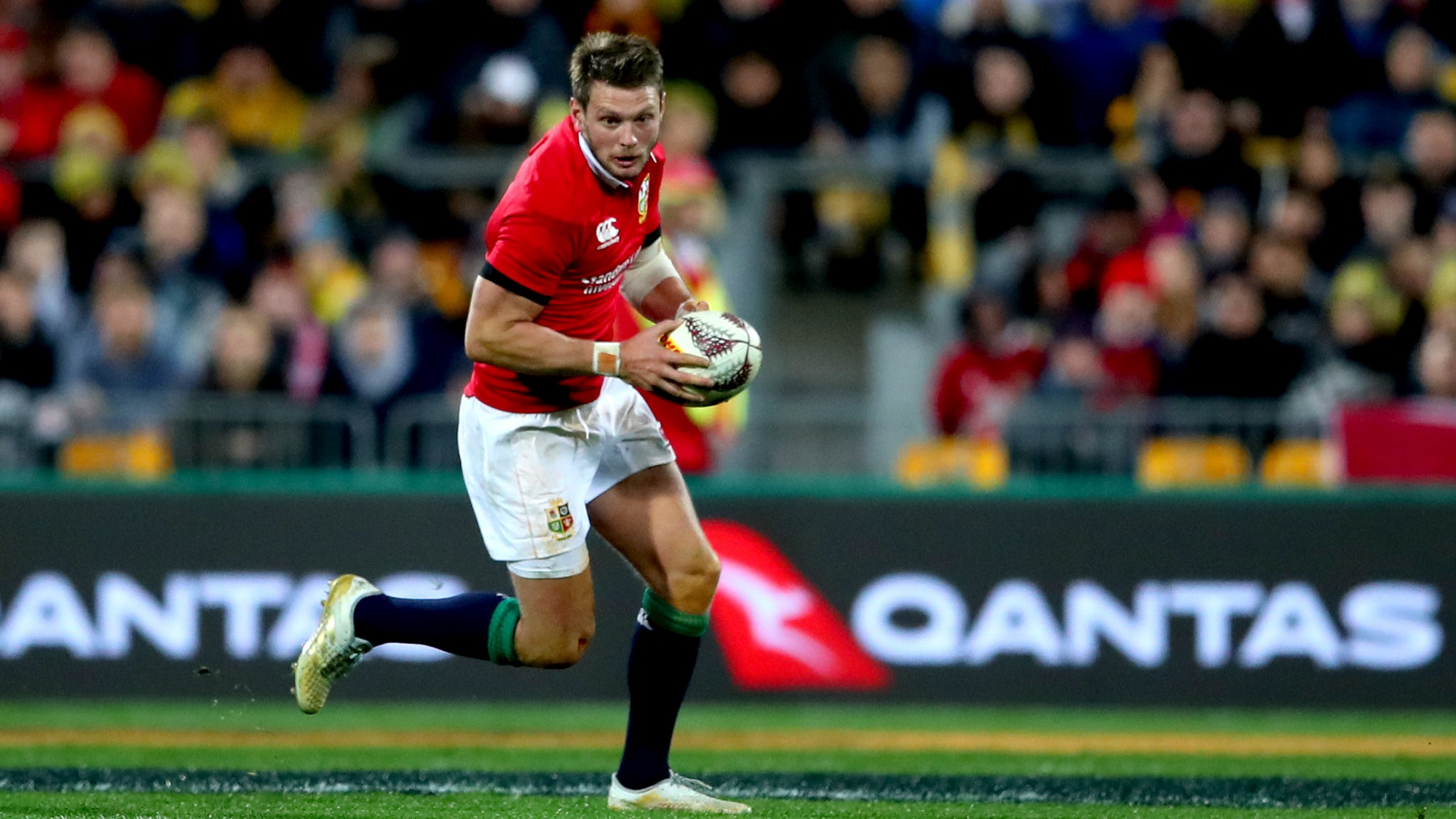 Who the bookies back to start for the British & Irish Lions