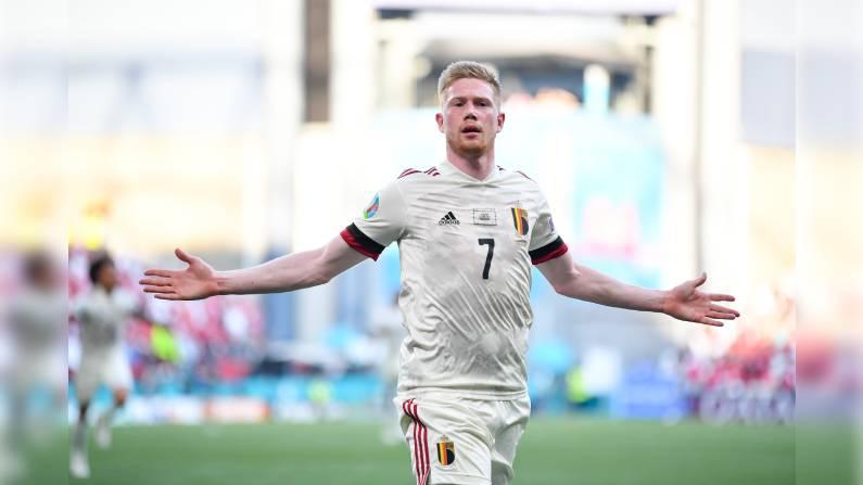 Cashing in as Belgium bounce back