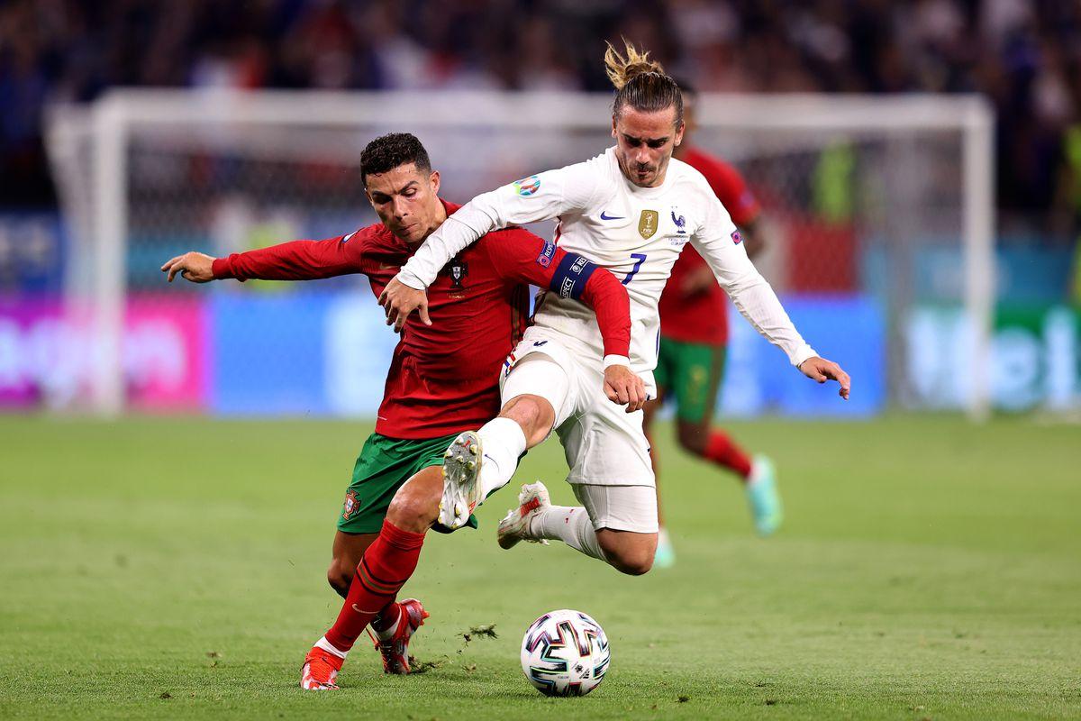 Euro 2020: Round of 16 ties