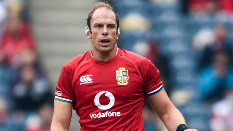 Teams and times: British & Irish Lions v Stormers