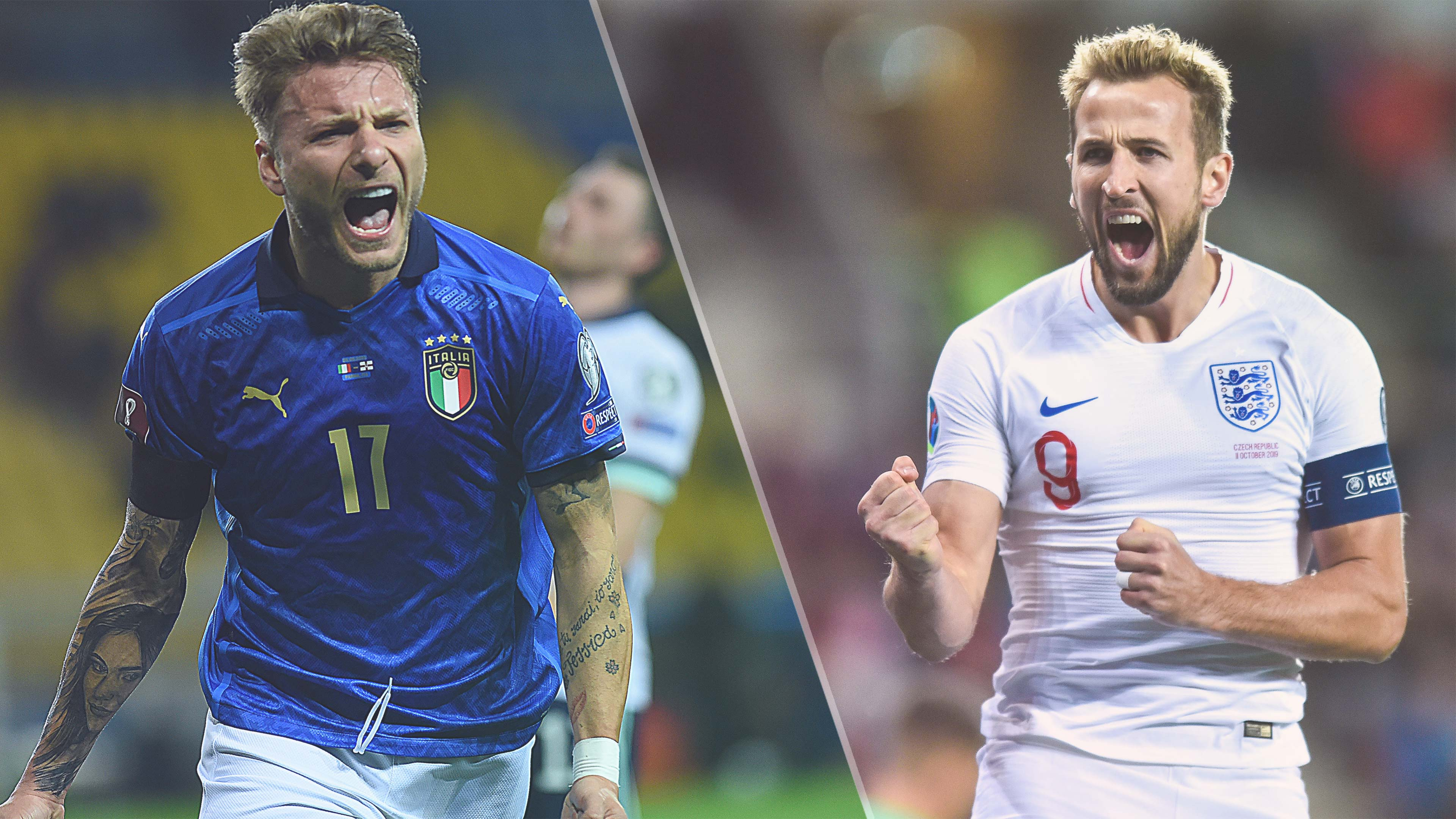 Euro 2020 Final preview: England v Italy