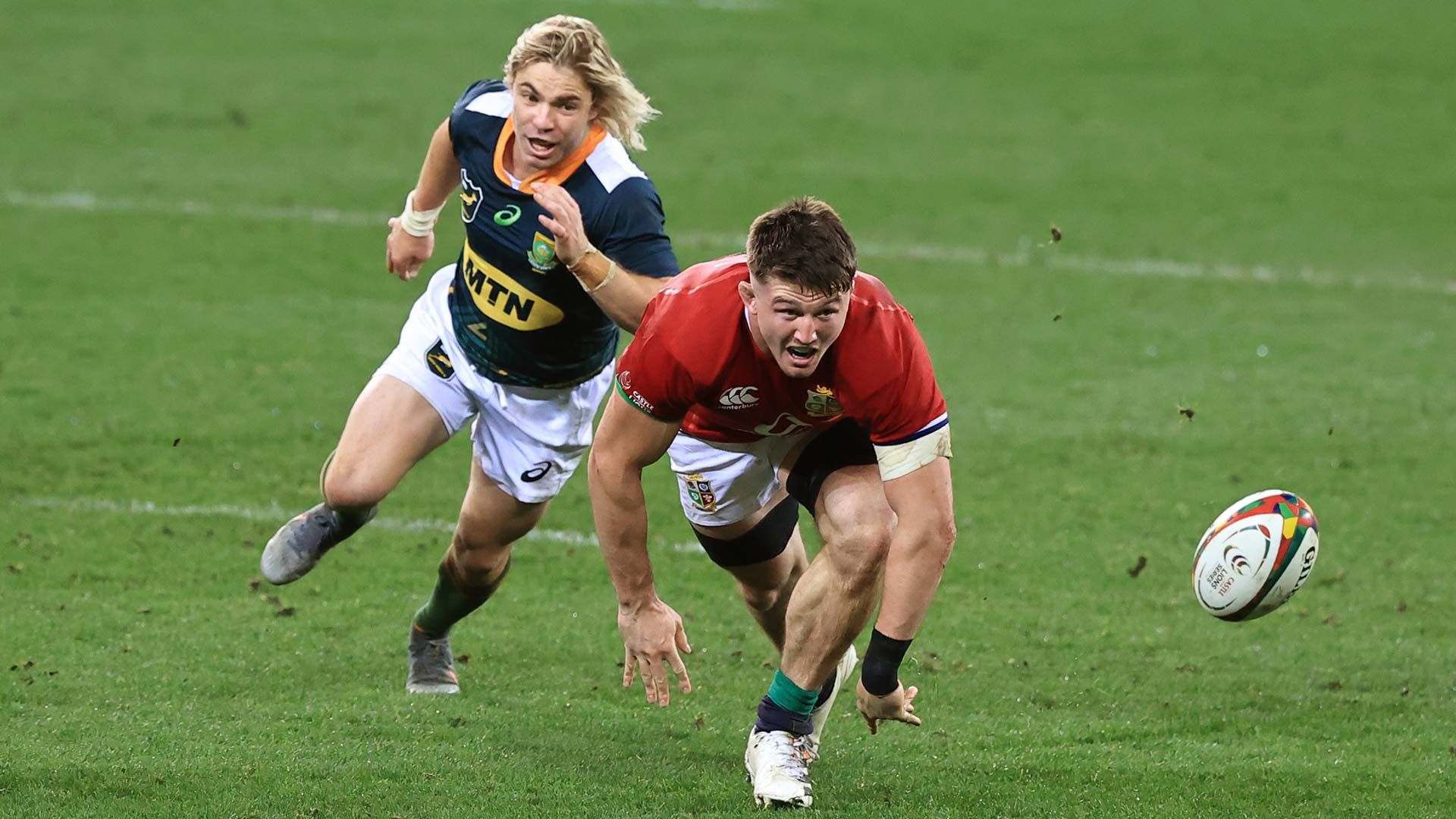 Springboks v British & Irish Lions: 2nd Test preview
