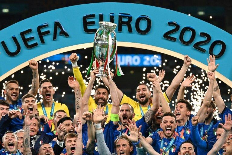 """MoneyMan: """"Euro 2020 was worth the wait"""""""