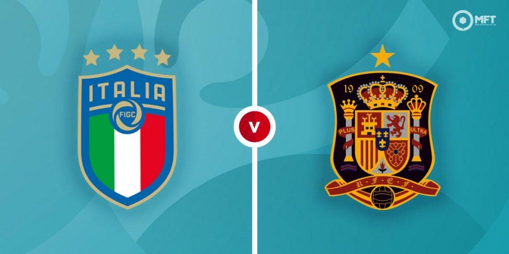 Euro 2020 Semi-final preview: Italy v Spain