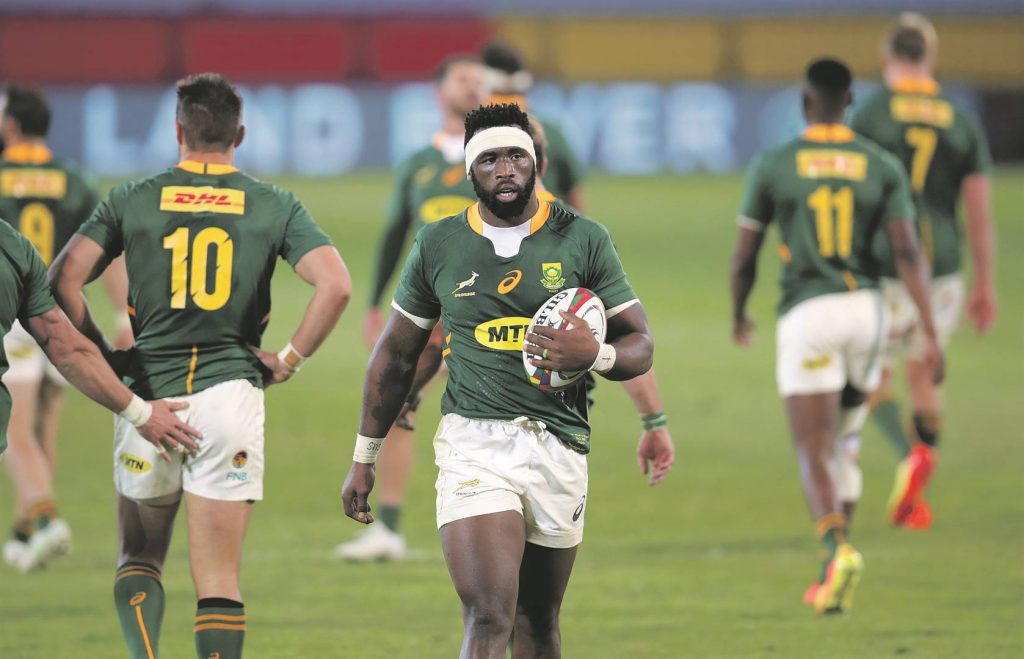 Tides have turned for final Test between British & Irish Lions and Boks