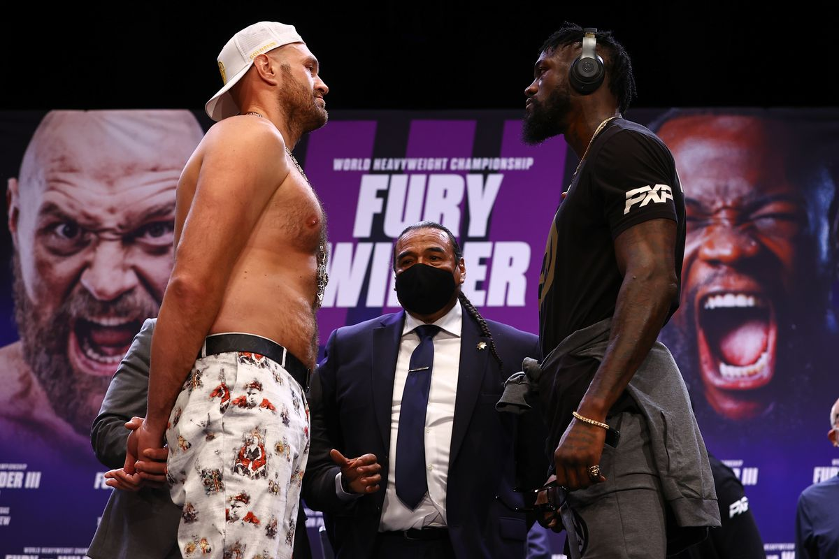 Fury vs Wilder III – Only one winner in this fight